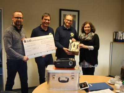1500 Euro für digitale Geräte