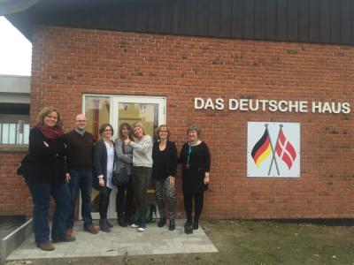 Premiere Besuch in Sindel Skole