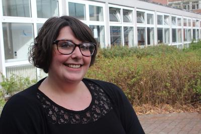 Vorstellung der neuen Lehrerin: Frau Wiese