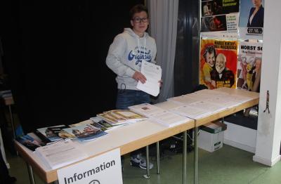 klartext17: Schülerzeitungen stellen sich vor