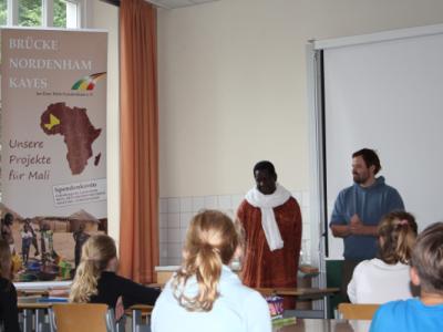 "Projekt ""Unsere Schule in Mali"""