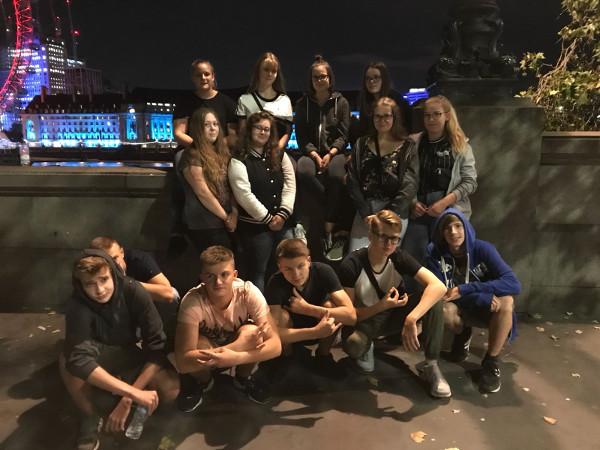 Klassenfahrt nach London