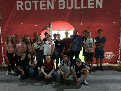 Klassenfahrt nach Leipzig