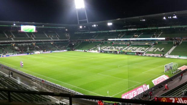 Weihnachtsmarkt und Werder-Spiel