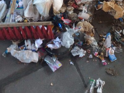 Wie trennt man Müll?