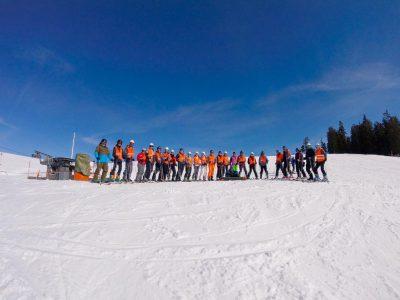"""Rodeln und Skifahren am """"Wilden Kaiser"""""""