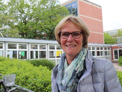 Frau Vogel geht in den Ruhestand