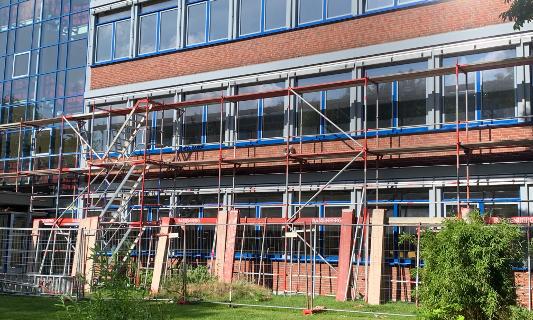 Neue Schulfenster