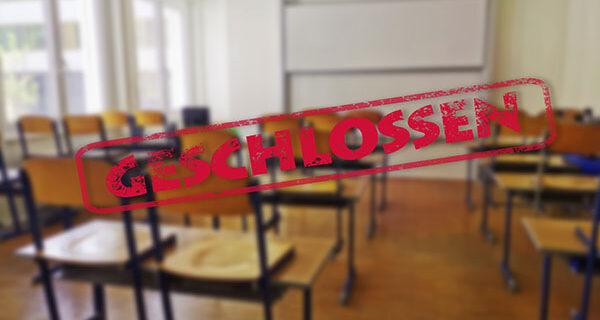 Schulen zu! Wesermarsch Hotspot!
